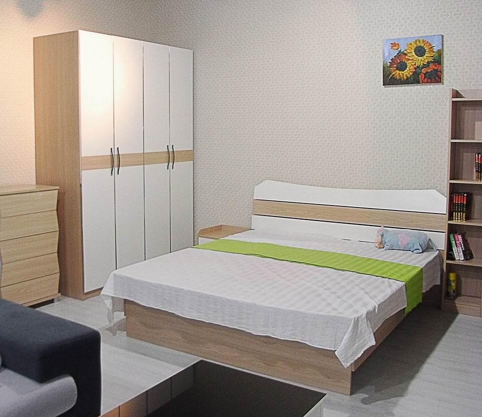 背景墙 床 房间 家居 家具 设计 卧室 卧室装修 现代 装修 961_832